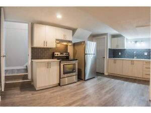 Fully renovated 2Bed basement