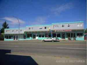 Prime Retail/Office Space for Lease in Downtown Port Alberni