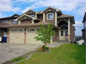 3 Bedroom 2100 sq.ft luxury house with double car heated garage.