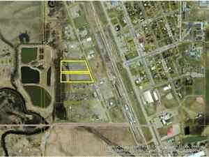 PRIME INDUSTRIAL LAND LOCATED BETWEEN GP AND DAWSON CREEK!
