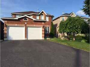 4 Bedroom for rent in north of Barrie