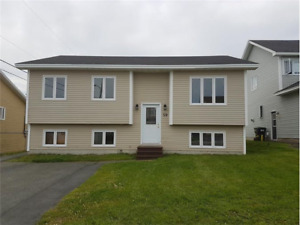 FOR RENT: 3 BEDROOM MAIN FLOOR APARTMENT AVAILABLE OCT 1!