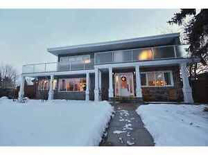 Glamorous House with finished Basement in Glenora