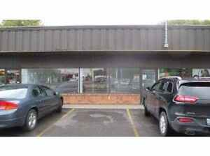 GREAT COMMERCIAL RETAIL OR OFFICE SPACE - FOR LEASE !!