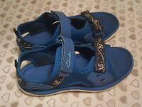 Boys Clarks Sandals - Size 12