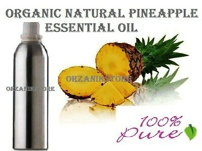 Essential Oil Pure Pineapple Natural Therapeutic Aromatherapy 10 ml - 100 ml