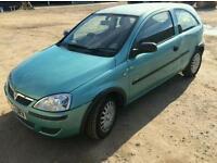 Vauxhall corsa 1.3 cdti spares or repairs