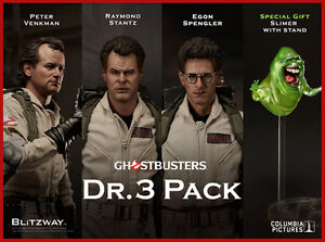Blitzway ghostbuster 3 pack