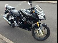 125cc learner bike