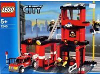 LEGO Firestation