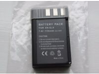 NEW NIKON EN-EL9 Li-ion BATTERY 7.4 V 1150 mA
