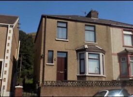 Beautiful 3 Bed Semi Detached in Taibach/Margam. Available to rent from September 1st 2018