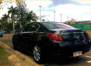 2012 Peugeot 508 Sedan **12 MONTH WARRANTY** Coopers Plains Brisbane South West Preview