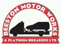 MOT AND REPAIR CENTRE HUNSLET LEEDS LS10 1BS