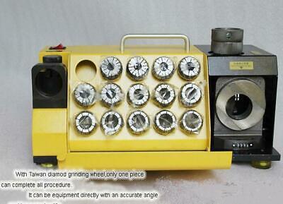 Mr-26a Drill Bits Sharpener Grinder Machine 13-268-32 Mm 85 - 140 Angle
