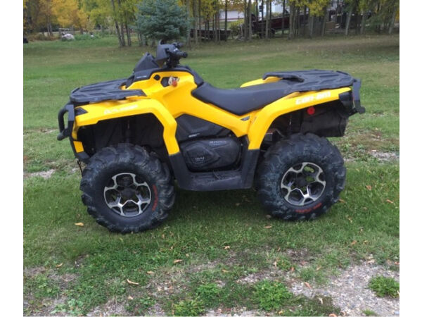 Used 2015 BRP 800XT