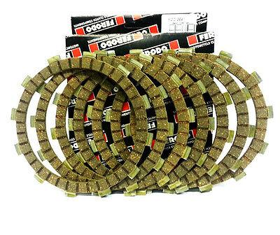 (FERODO CLUTCH DISCS STANDARD YAMAHA XT 600 4 VALVES 1984-1990 FRICTION PLATES)
