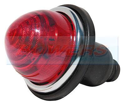 REAR RED STOPTAIL LAMP LIGHT CLASSIC MINI MORRIS MINOR TRAVELLER AS LUCAS L594