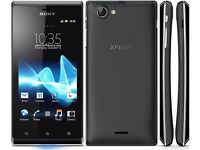 ****SONY XPERIA J UNLOCKED TO ALL NETWORKS****