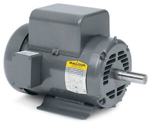 Baldor Motor 3hp Ebay