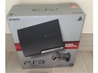 Ps3 console slim 320gb