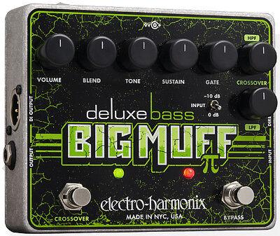 Electro Harmonix Deluxe Bass Big Muff PI EHX