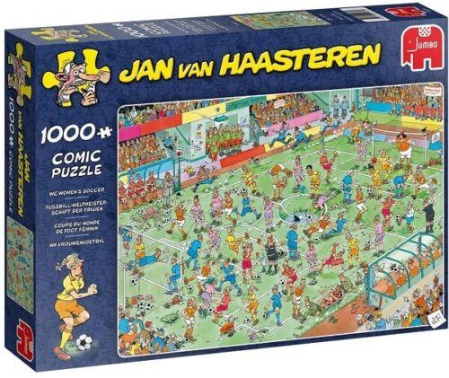 Jumbo Jan Van Haasteren 1000 Piece Jigsaw Puzzle - Women
