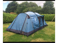 Vango Tigris 600 family tent