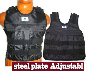 Adjustable-weighted-vest-weight-jacket-exercise-fitness-boxing-training-1-57lbs