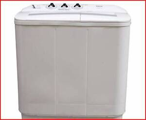 New Twin Tub 8 kilo Washing Machine.Rent To Keep Option. Logan Area Preview