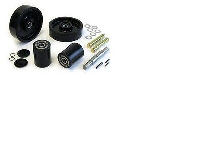 Nobile Lift Ac20 Pallet Jack Complete Wheel Kit