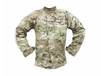 Genuine British Army Shirt MTP Multicam