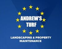 ANDREW'S TURF LANDSCAPING & PROPERTY MAINTENANCE