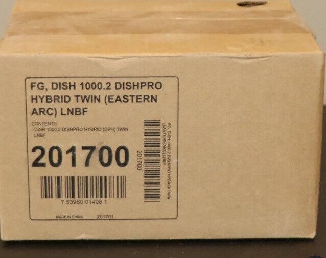 Dish Network Eastern Hybrid LNBF