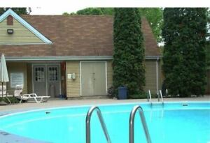 River Heights - large one bedroom condo with pool