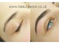 Semi permanent make up lasting for two years