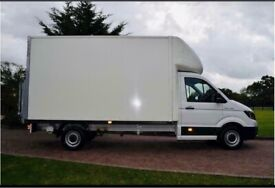 man with van house removal office commercial moving sofa furniture delivery reliable