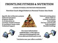Personal Trainer & Nutrition Coach