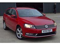 VW Passat 2.0 TDI 2011 £30 Year Tax **1 Owner F.S.H**