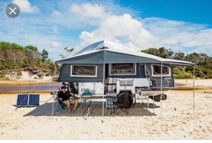 2016 Black Series Patron Camper Trailer St Georges Basin Shoalhaven Area Preview