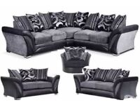 *SPECIAL OFFER: BRAND NEW SHANNON SOFAS AT A REDUCED PRICE WITH EXPRESS DELIVERY!!!*