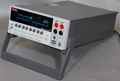 Keithley 2420 I-v Source Meter Sourcemeter Smudmm 60 V 3 A 60 W