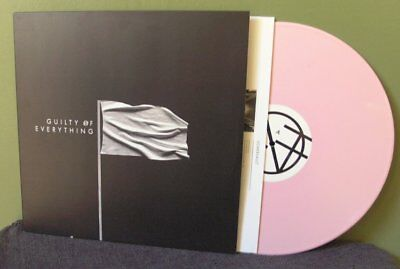 "Nothing ""Guilty of Everything"" LP Pink Whirr Camera Shy Slowdive Pity Sex"