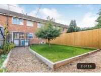 Two bedroom spacious maisonette with large garden for sale