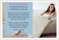 Bridal MakeUp Bookings Open. Free Consultation!