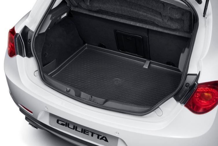alfa romeo giulietta semi rigid protective boot liner brand new genuine 50546968 ebay. Black Bedroom Furniture Sets. Home Design Ideas