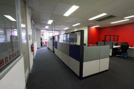 Last on Left!!! Fully fitted office in accociated business centre