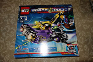 Sealed Lego Space Police #5982