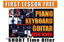 PIANO and GUITAR LESSONS PENRITH Penrith Penrith Area Preview