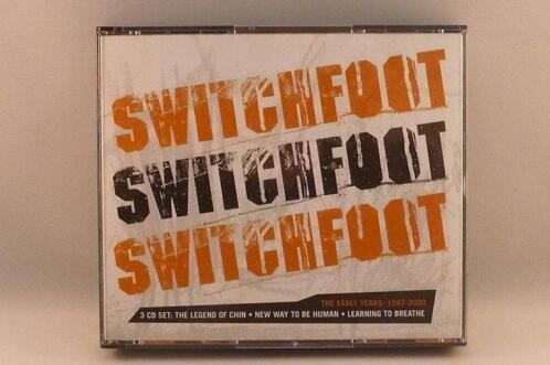 Switchfoot - The Early Years 1997 - 2000 (3 CD)
